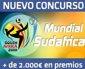 Concurso del Mundial Sud?frica 2010 ofrecido por Todoapuestas