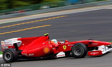 Apuestas F1 GP de Italia | Alonso se impone
