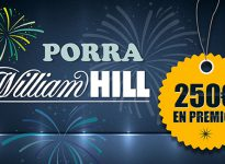 Porra WilliamHill con 250? en premios